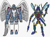 Pegasus-25 and Perseus-26