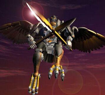 10 - Silverbolt - Beast Wars