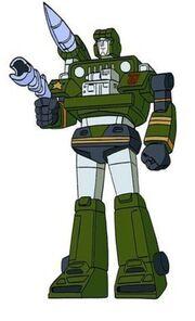 Autobot Hound (G1 cartoon)