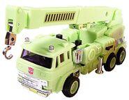 Hauler Crane Truck Mode