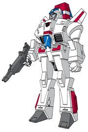 Autobot Jetfire (G1 cartoon)