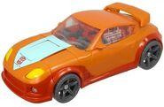 Wheelie Street Race Car Mode