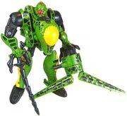 BM Dinotron Robot Mode