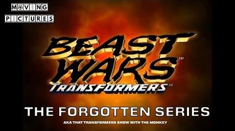 Beast Wars - The Forgotten Series