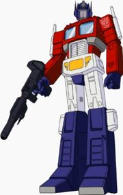 Optimus Prime (G1 cartoon)