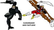 Maximals Cloudraker and Fastlane