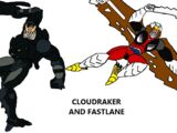 Fastlane and Cloudraker (BW)