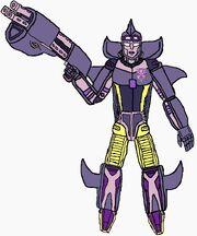 Predacon Thunderblast