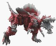 Scorn Spinosaurus Mode