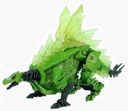 AOE-inspired Snarl Stegosaurus Mode