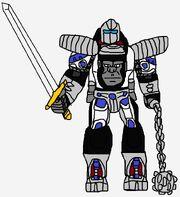 Maximal Armorgorilla