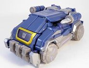 Soundwave in Vehicle Mode