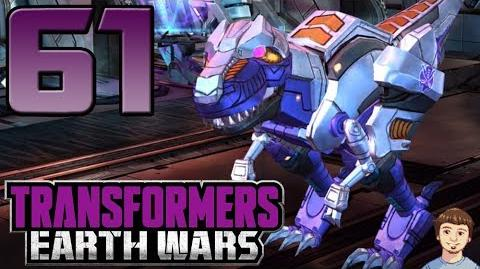 Transformers Earth Wars - PART 61 - Beast Wars Megatron Gameplay!