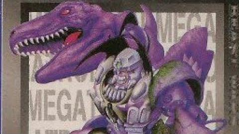 Transformers Beast Wars 10th Anniversary Megatron Review