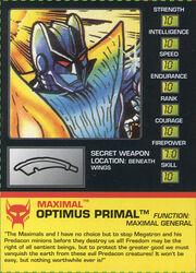 Optimus Bat