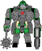 Maximal Bulkhead (Bush Elephant)