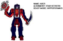 Star Seeker Axer