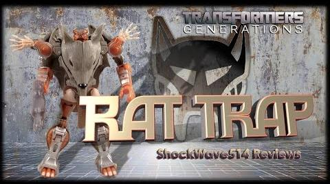 Transformers Generations Rattrap Review