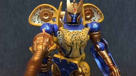 Transformers Masterpiece MP-34 Cheetor (Cheetus) Beast Wars Review