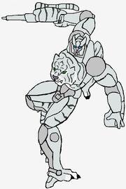 Maximal Tigerbot