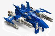 Triggerhappy Jet Fighter Mode