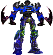 Blue Trax