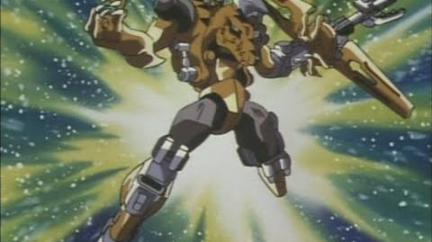 Transformers Beast Wars II D-26 Thrustor Review