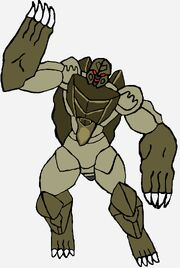 Predacon Shellshock