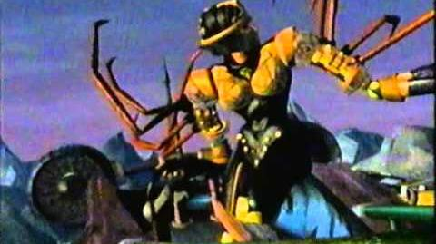 Beast Wars - When Blackarachnia Met Silverbolt