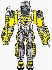 Maximal Armorcheetah