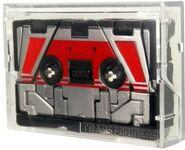 Laserbeak Microcassette Mode