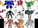 The Maximal Zodiac Squadron