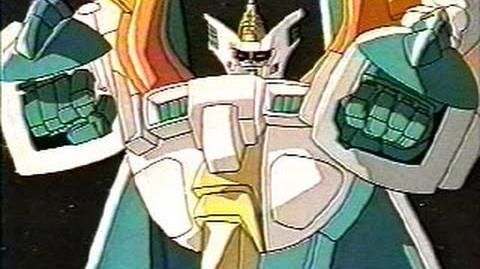 Transformers Beast Wars II D-21 God Neptune Review