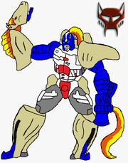 Beast Wars Mach