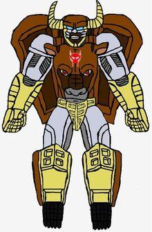 Beast Wars Heavy Load
