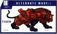Rampage Tiger Mode