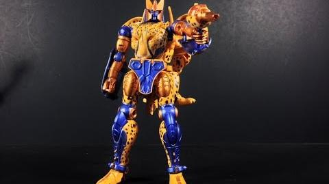 Transformers Beast Wars Masterpiece MP-34 Cheetus (Cheetor) Review