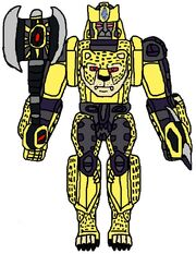 Predacon Rampart