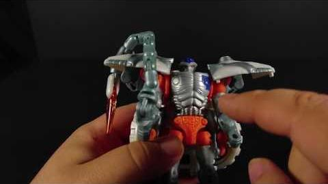 Transformers Beast Wars Shattered Glass Rattrap (Metals Puzzle Rattle) Review