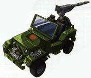 Hound Mitsubishi J59 Jeep