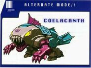 Skalor Coelacanth Mode
