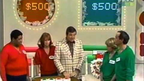 Beat The Clock CBS Daytime 1979 Monty Hall Episode 3