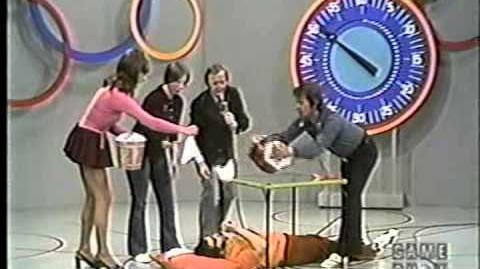 Beat The Clock Syndication 1972 Gene Wood Episode 4