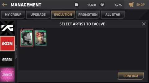 BeatEVO YG - Evolution