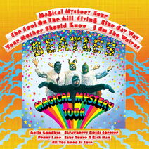 Magical Mystery Tour US LP