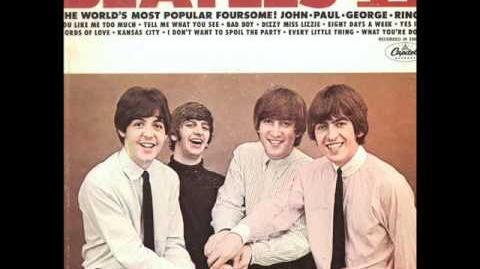 Bad Boy - The Beatles (In Mono)
