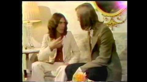 George Harrison Interview on the Beatles getting back together 11 17 76