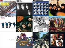 Beatlescollage