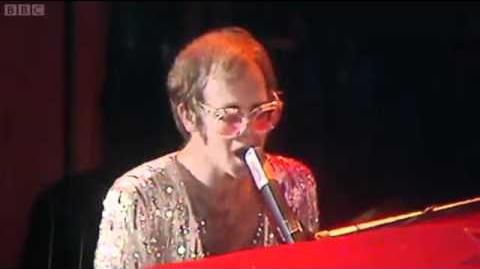 Elton John - I Saw Her Standing There