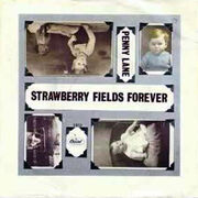 Penny Lane amd Strawberry Fields